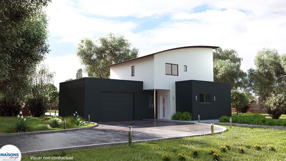 Maisons Concept - Constructeur Centre-Val de Loire