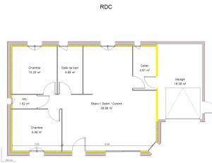 Plan Maison Thizay