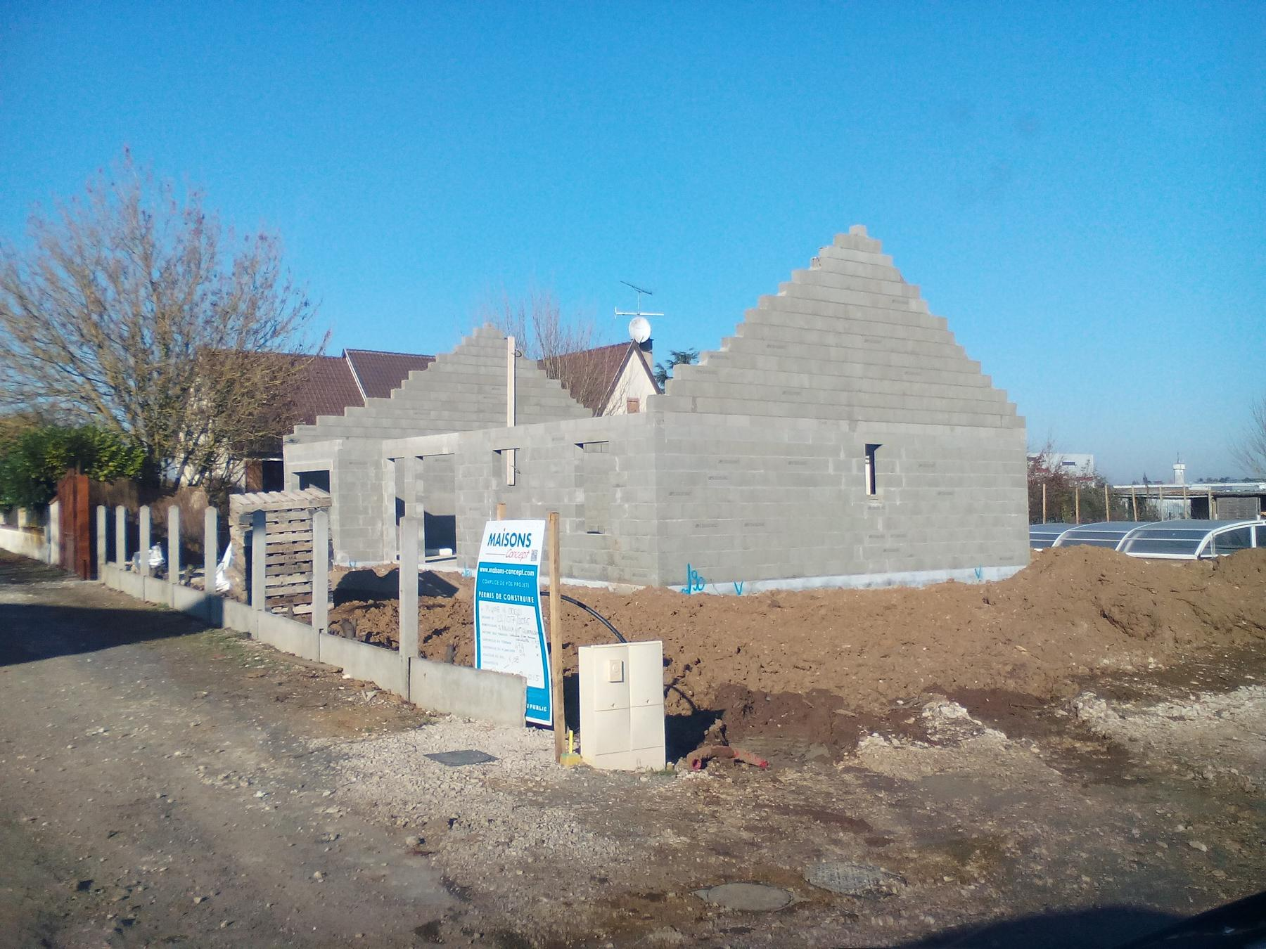 Construction en cours sur Blois !