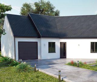 modele et plan de maison