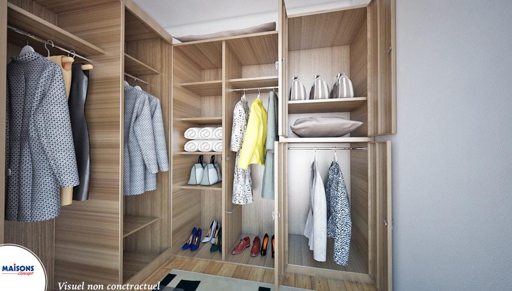 Graphite Dressing room