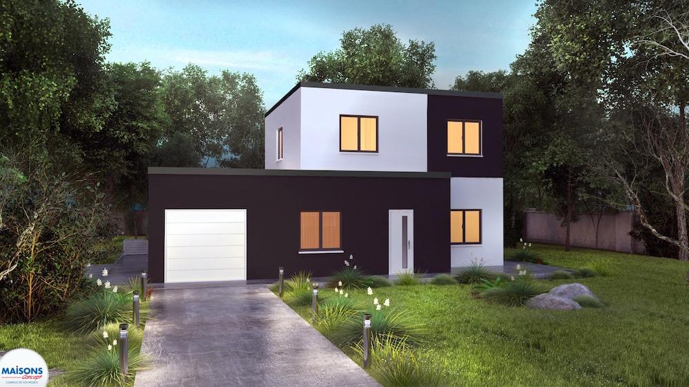 Terrain de 405 m² à La Ville-aux-Dames (37700)