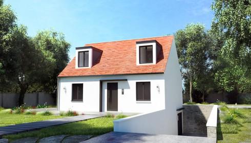 Maison Traditionnelle Plans Et Mod Les
