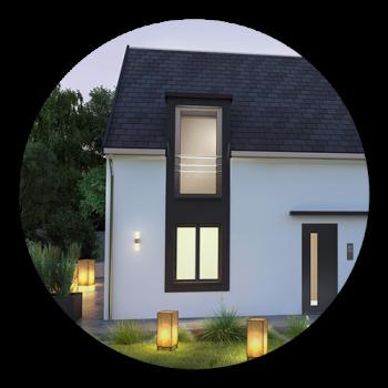 quel type de maison coute le moins cher la nouvelle maison du couple pi excluant le soussol. Black Bedroom Furniture Sets. Home Design Ideas