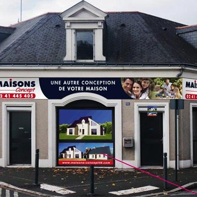 Constructeur maison - agence d'Angers