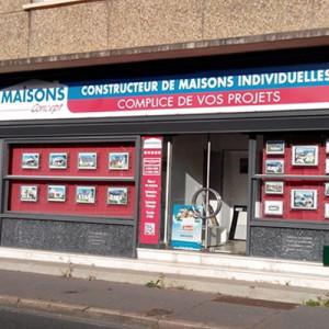Constructeur maison sarthe 72 agence le mans for Constructeur de maison le mans