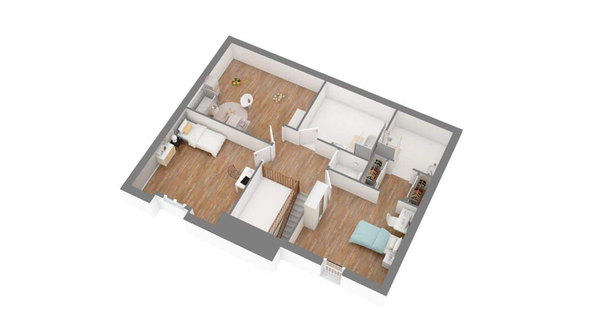 maisons concept_City Cosy-g1-axo_etage