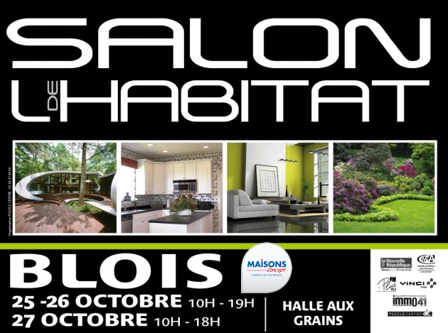 salon de l 39 habitat de blois. Black Bedroom Furniture Sets. Home Design Ideas