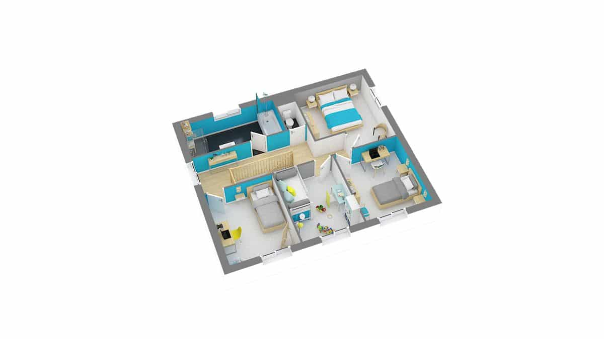 maisons-concept_conception-Etage