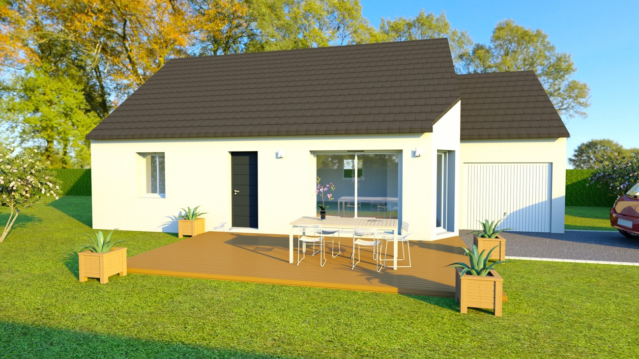 Construction maison pas cher 37 for Construction pas cher