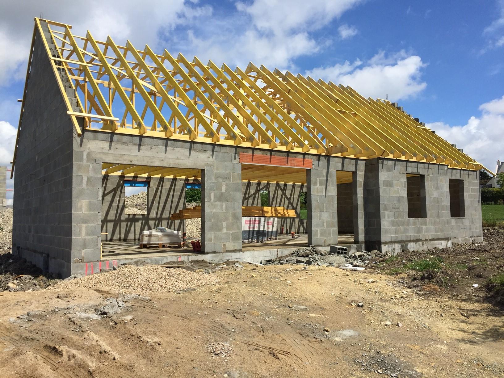 Constructeur maison individuelle indre et loire maison for Site constructeur