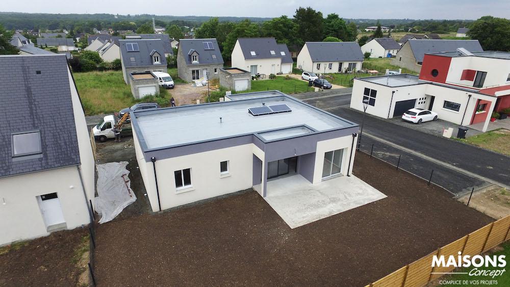 Avis Client Maisons Concept Maison Moderne A Toit Plat