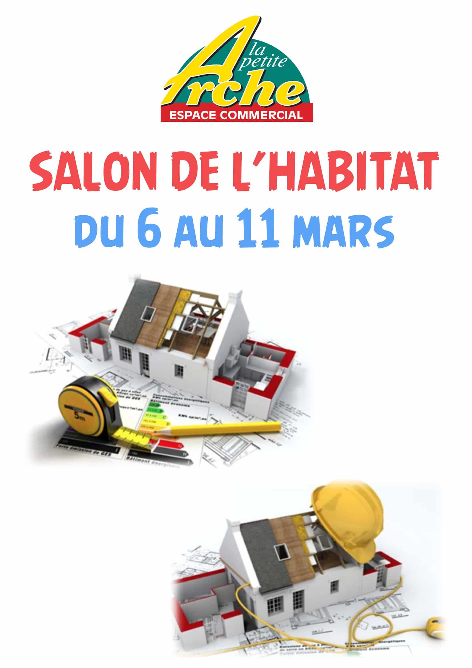 06 au 11 mars 2017 salon de l immobilier et de l habitat for Salon de l habitat 2017 paris