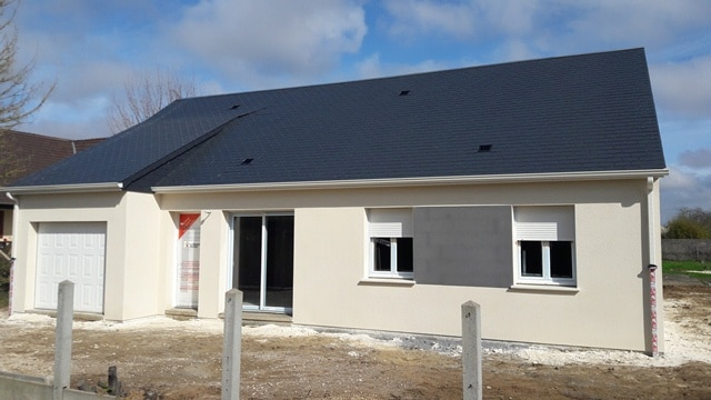 Suite de notre construction sur blois et averdon for Financement construction maison