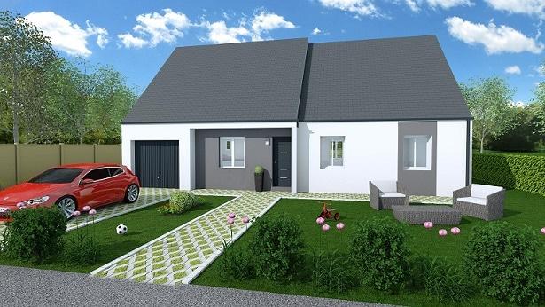 terrain de 500 m azay le rideau 37. Black Bedroom Furniture Sets. Home Design Ideas