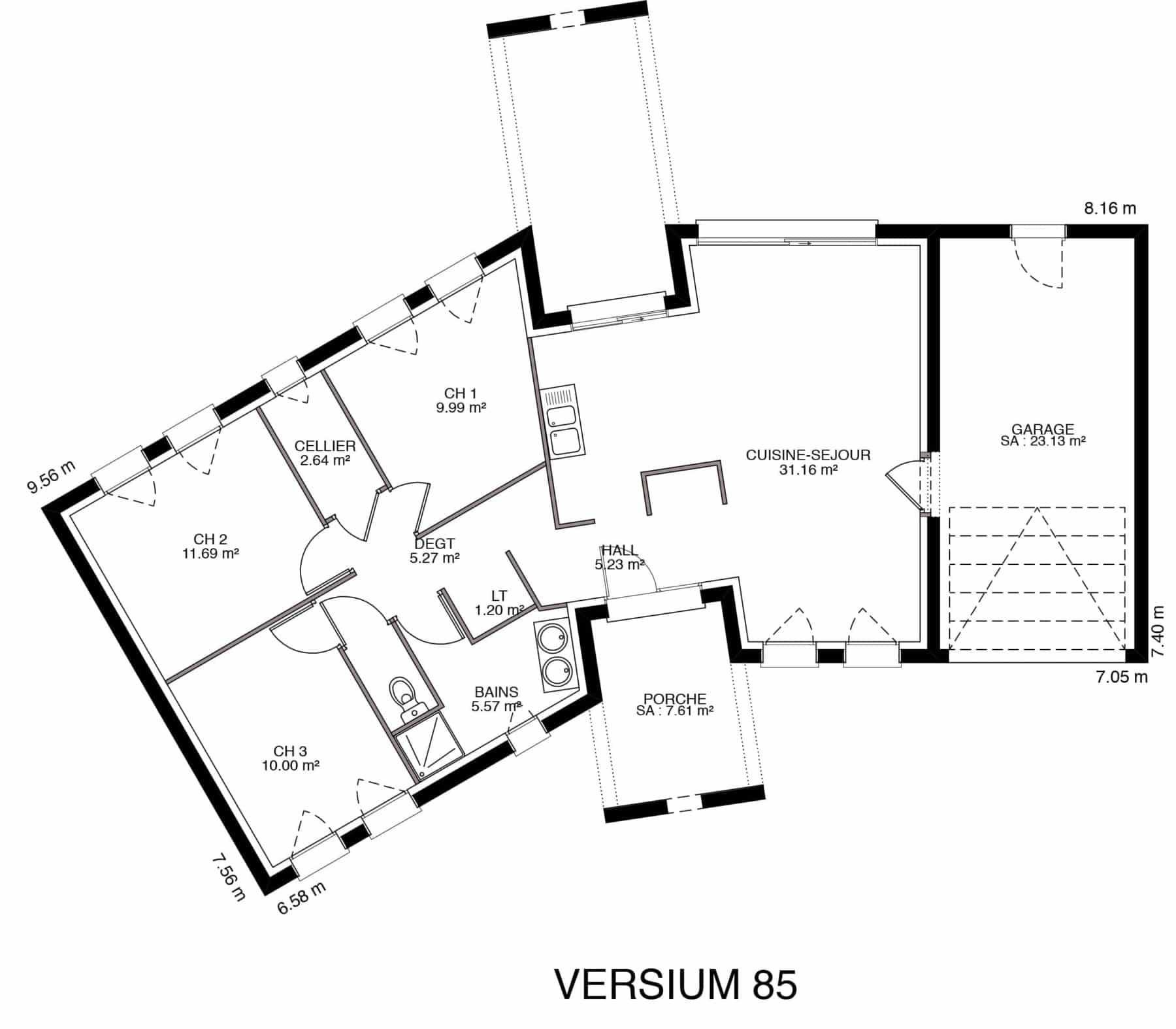 VERSIUM 85