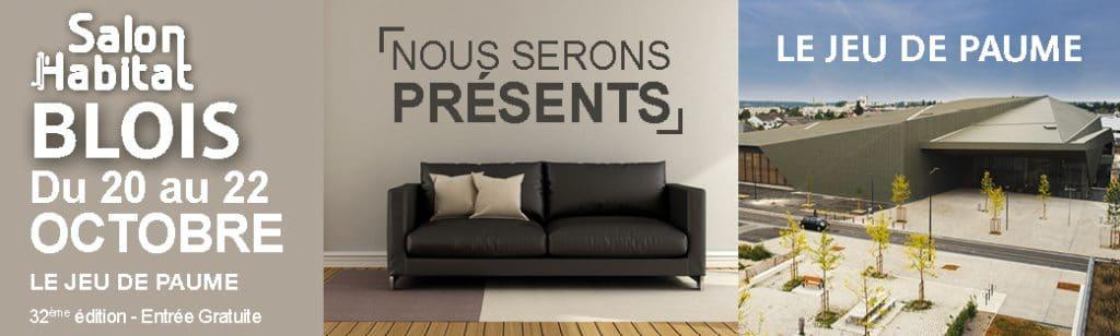 Constructeur maison loire et cher 41 agence de blois for Salon du chiot blois