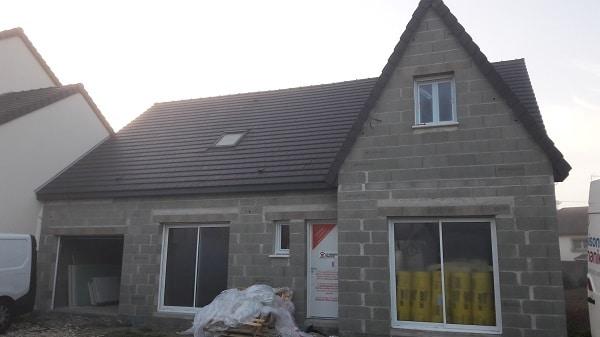 Quelques constructions maisons concept dans le loir et cher for Constructeur maison contemporaine loir et cher