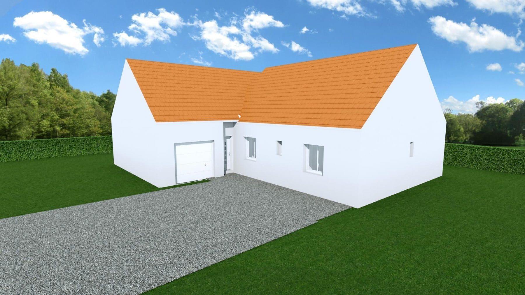 maisons concept r ceptionn e dans le loir et cher. Black Bedroom Furniture Sets. Home Design Ideas