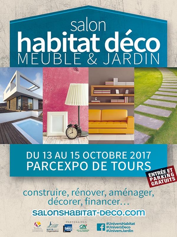 Salon de l 39 habitat de tours for Salon habitat