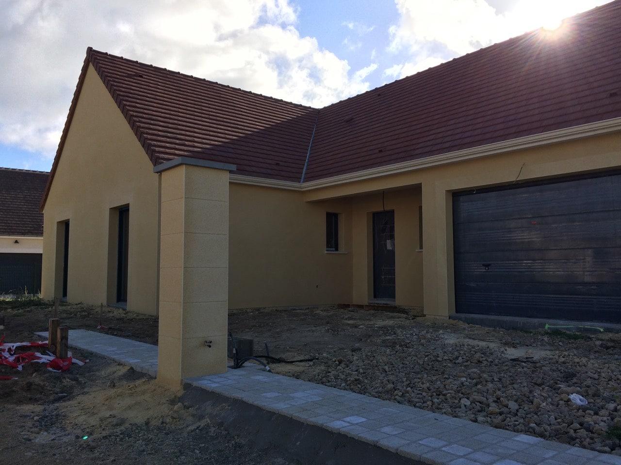 maisons en cours de construction loir et cher