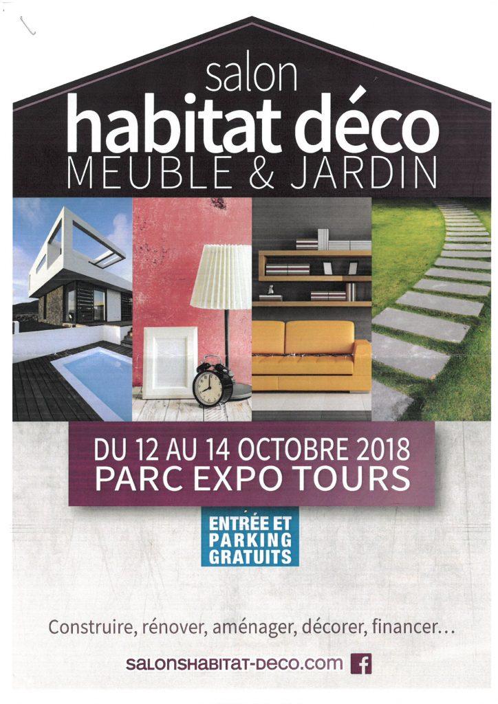 SALON DE L\'HABITAT DE TOURS 12-14 OCTOBRE 2018 - Maisons Concept