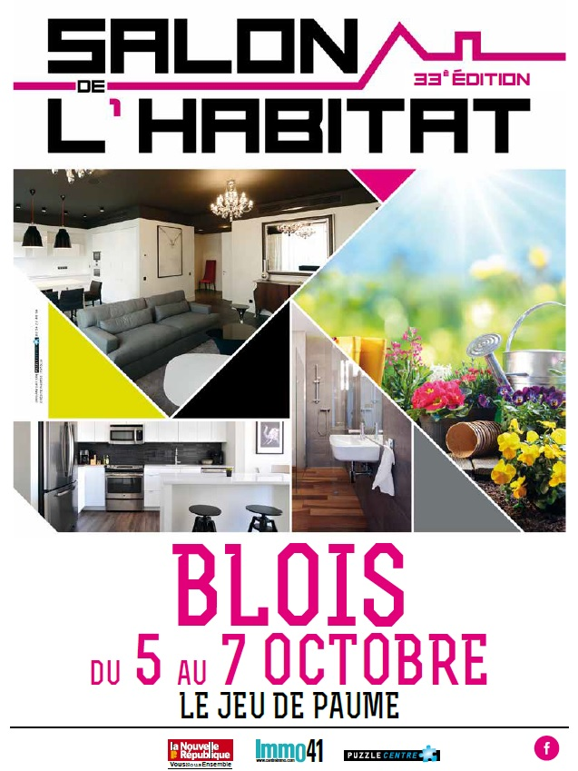 salon de l 39 habitat de blois 2018. Black Bedroom Furniture Sets. Home Design Ideas