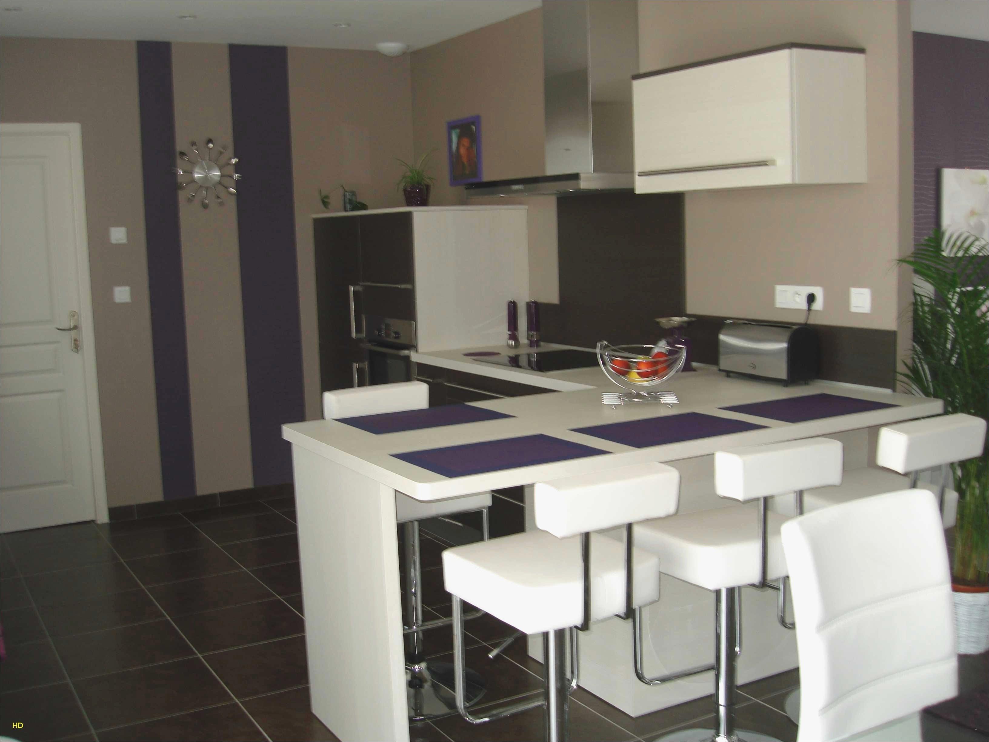 petite cuisine ouverte √ Cuisine Moderne En U élégant Cuisine Ouverte En U Cuisine Et
