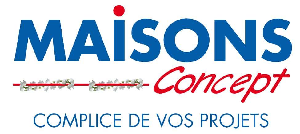 logo maisons concept
