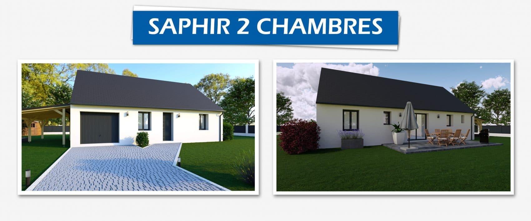 Saphir Maisons Concept pour terrain Perrusson
