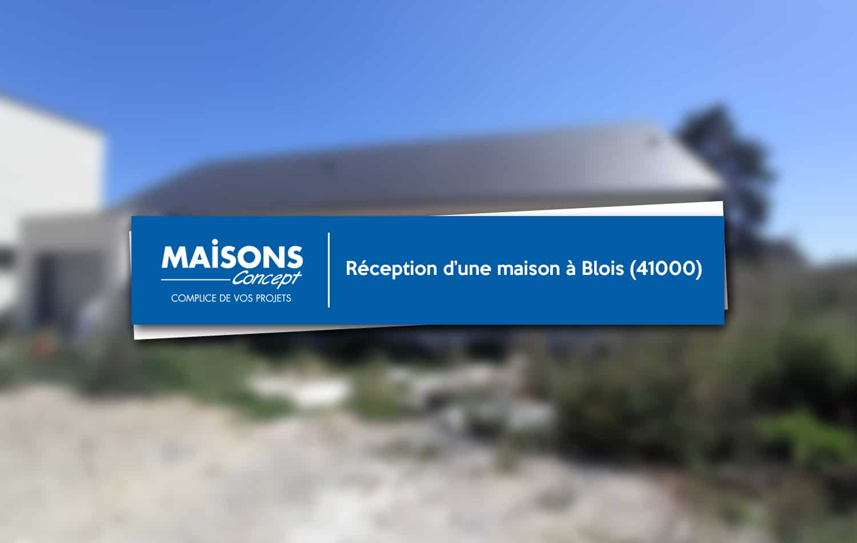 Blois réception maisons concept